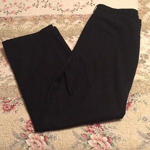 Black Trousers Sz 10